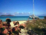 Buck Island Catamaran