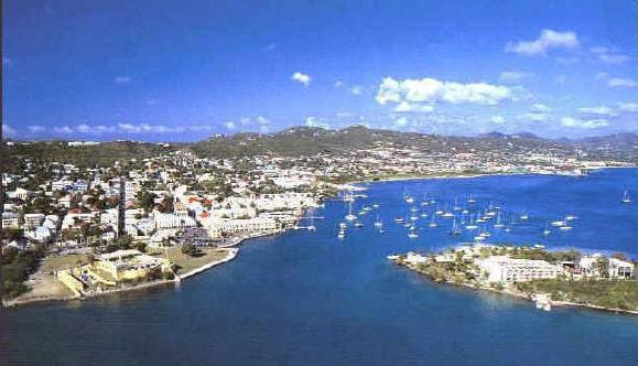 Christiansted St Croix Virgin Islands Zip Code