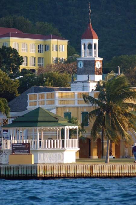 Christiansted Virgin Islands Weather